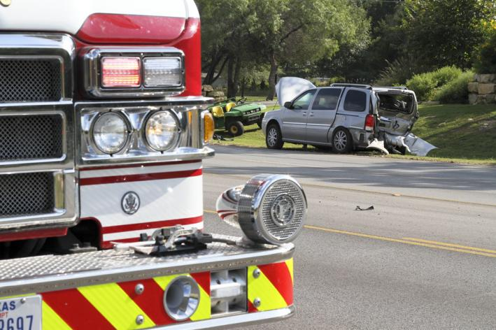Traffic Accident on Hwy 46 West Sends One Person to the Hospital
